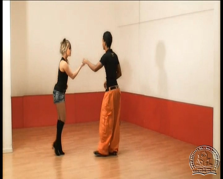 Salsa Intermediate-Advanced with Dom and Marion pic 01