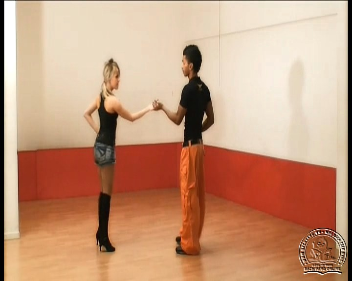 Salsa Intermediate-Advanced with Dom and Marion pic 03