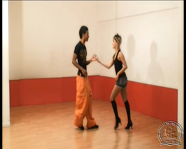 Salsa Intermediate-Advanced with Dom and Marion pic 04