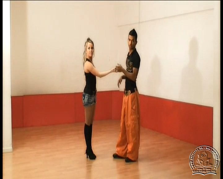 Salsa Intermediate-Advanced with Dom and Marion pic 05