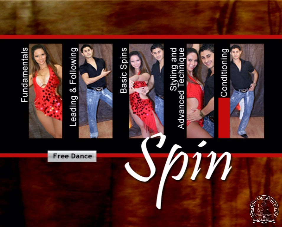 Spin with Yvonne Laycy & Krin Bajough pic 01