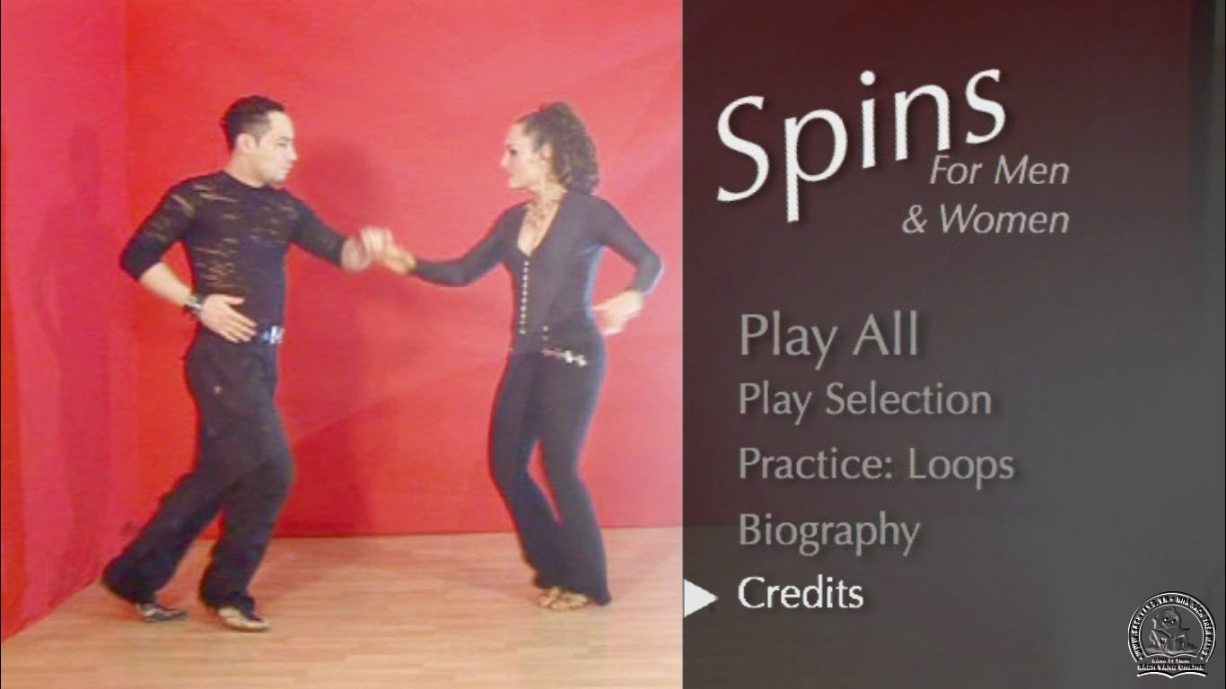 Spins For Men & Women with Edie and Jazzy 1