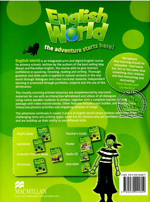 English World 4 cover 06