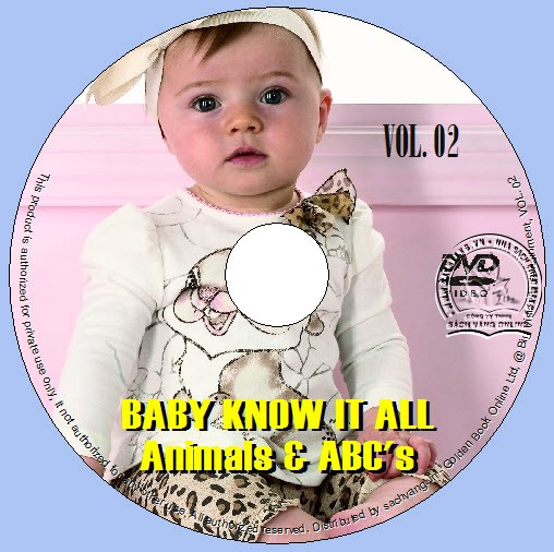 Baby Know It All - Colors And 123's - Animals And ABC's lebel 02