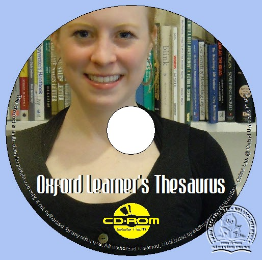 Oxford Learner's Thesaurus - A Dictionary of Synonyms lebel