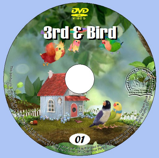 3rd And Bird Series 01 lebel 01