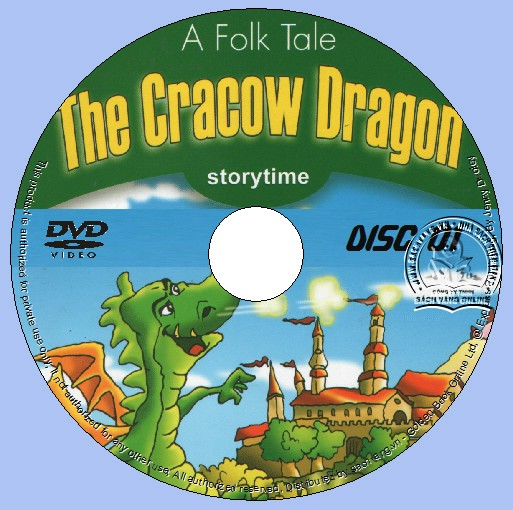 A Folk Tale - The Cracow Dragon Retold by Jenny Dooley lebel 01