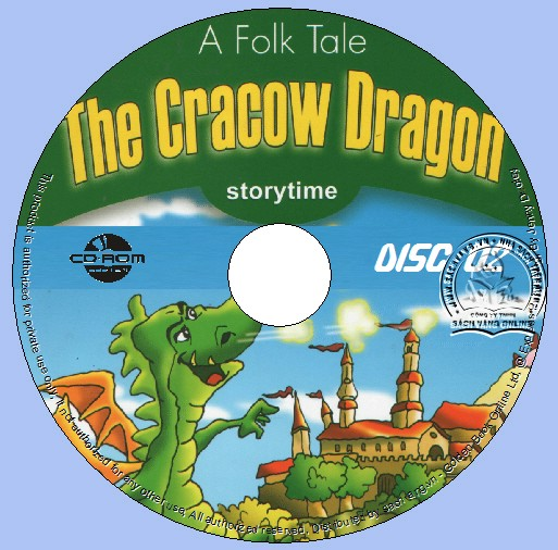 A Folk Tale - The Cracow Dragon Retold by Jenny Dooley lebel 02