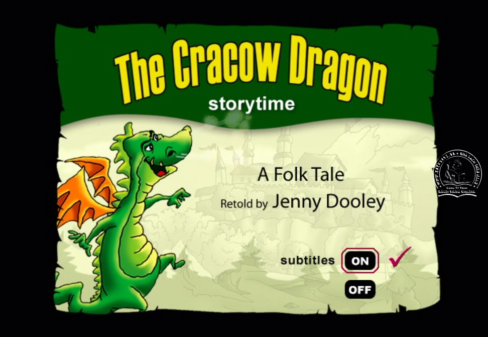 A Folk Tale - The Cracow Dragon Retold by Jenny Dooley pic 01