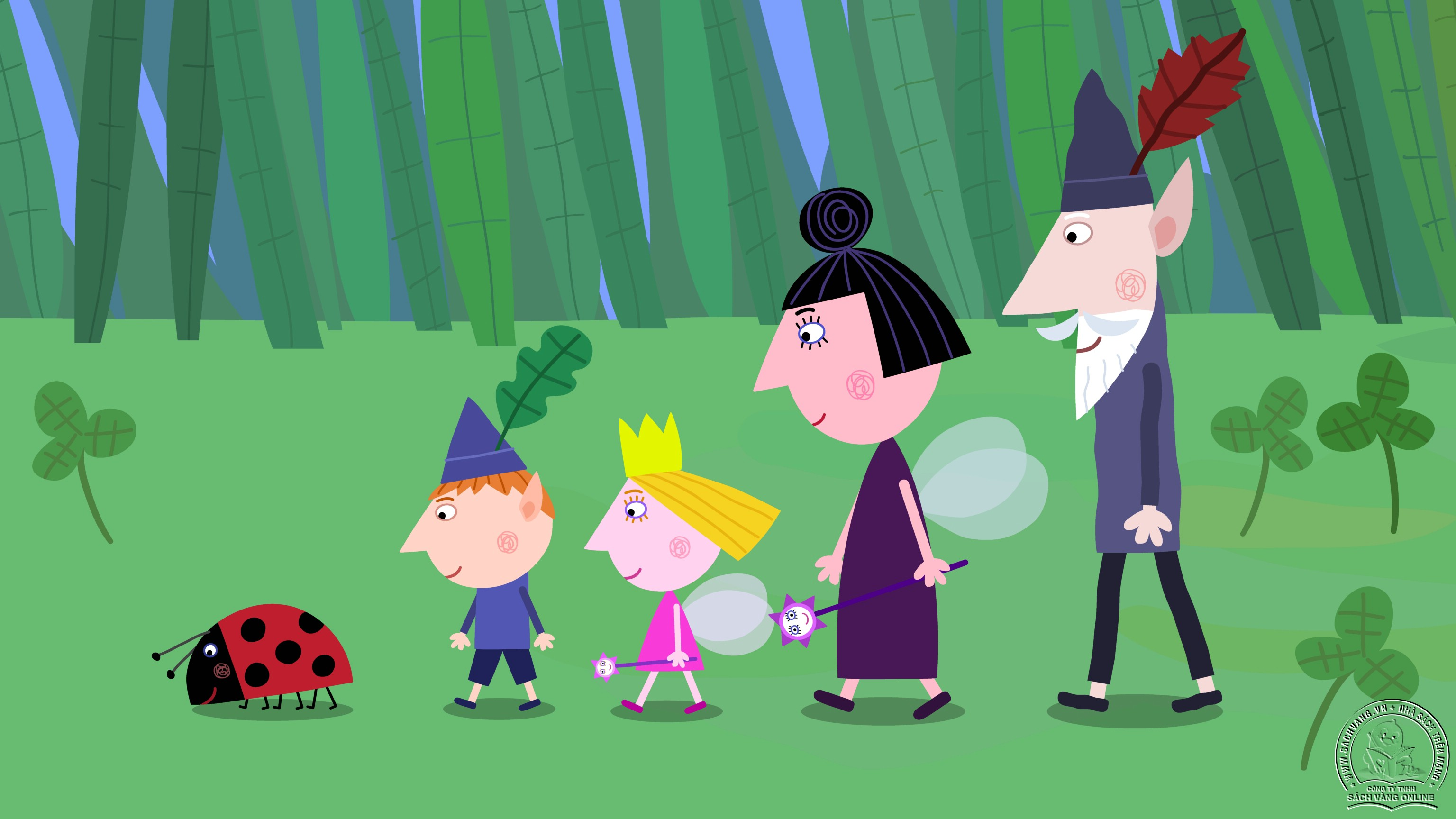 Ben and Holly's Little Kingdom - 2