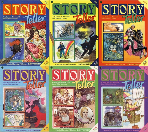 Story Teller - A Collection of the World's Best Children's Stories - 405 Truyện Tiếng Anh Thiếu Nhi Hay Nhất - Pic 01