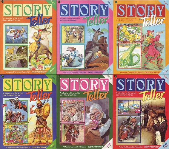Story Teller - A Collection of the World's Best Children's Stories - 405 Truyện Tiếng Anh Thiếu Nhi Hay Nhất - Pic 02