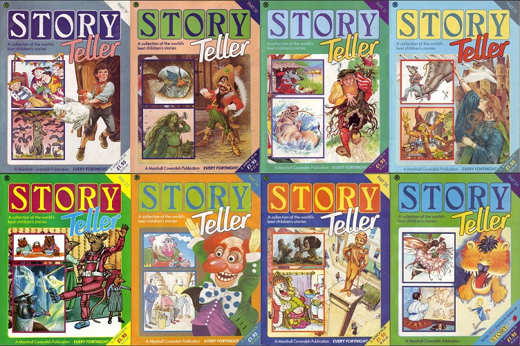 Story Teller - A Collection of the World's Best Children's Stories - 405 Truyện Tiếng Anh Thiếu Nhi Hay Nhất - Pic 04