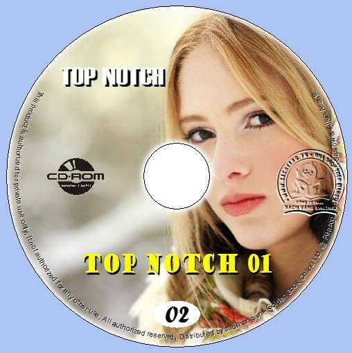 Top Notch Complete Collection lebel 02