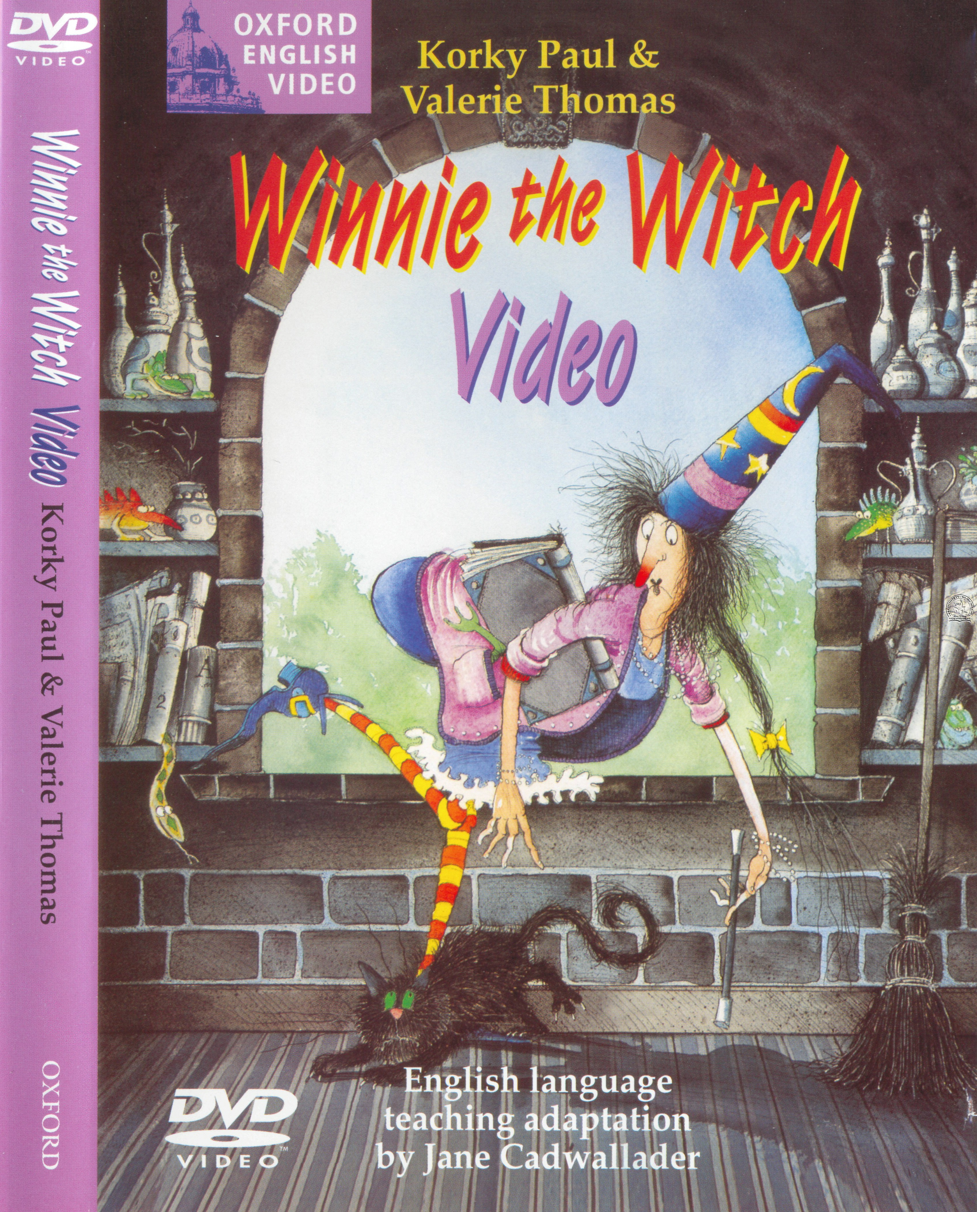 Oxford University Press - Winnie The Witch