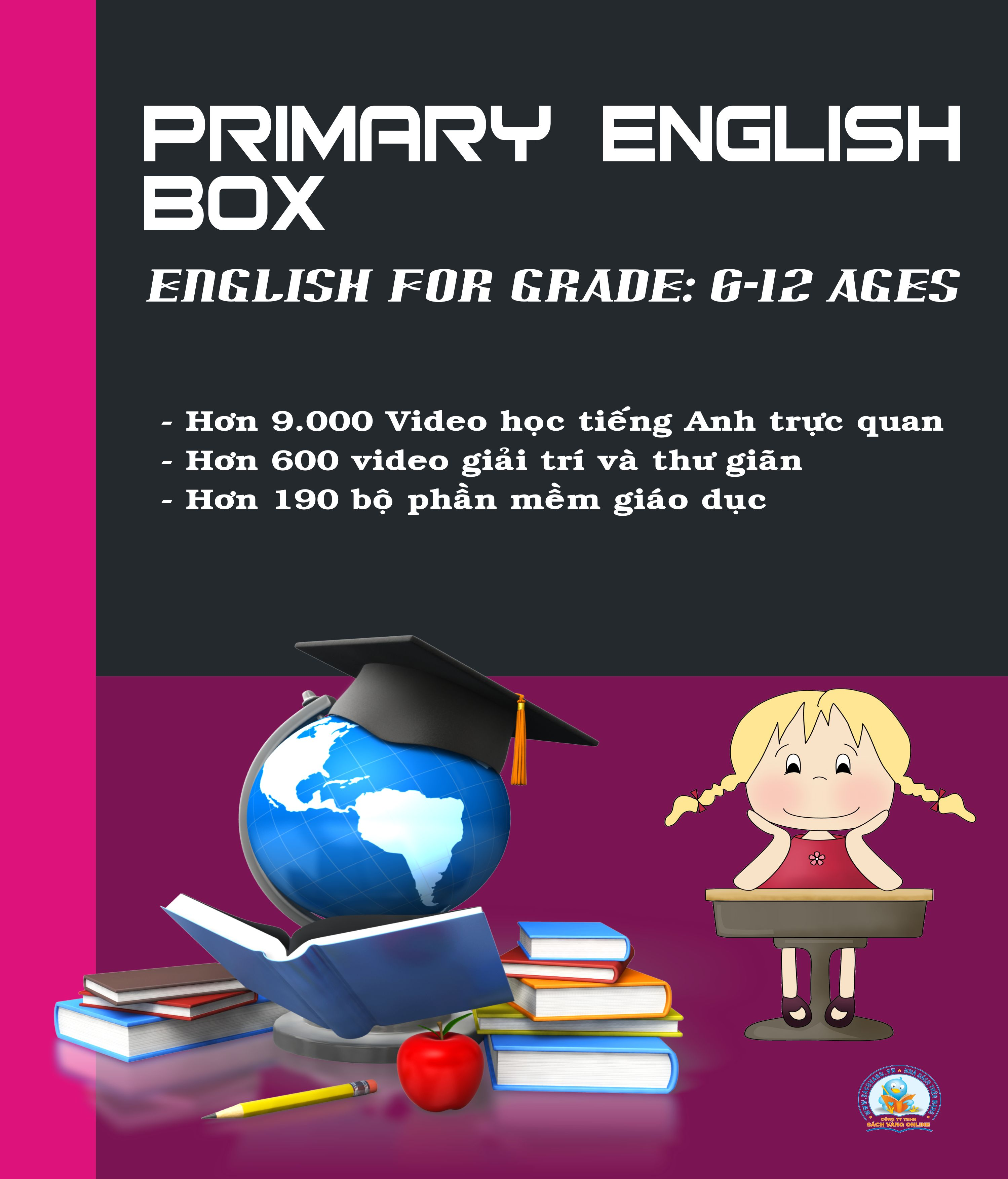 Primary English Box - cover