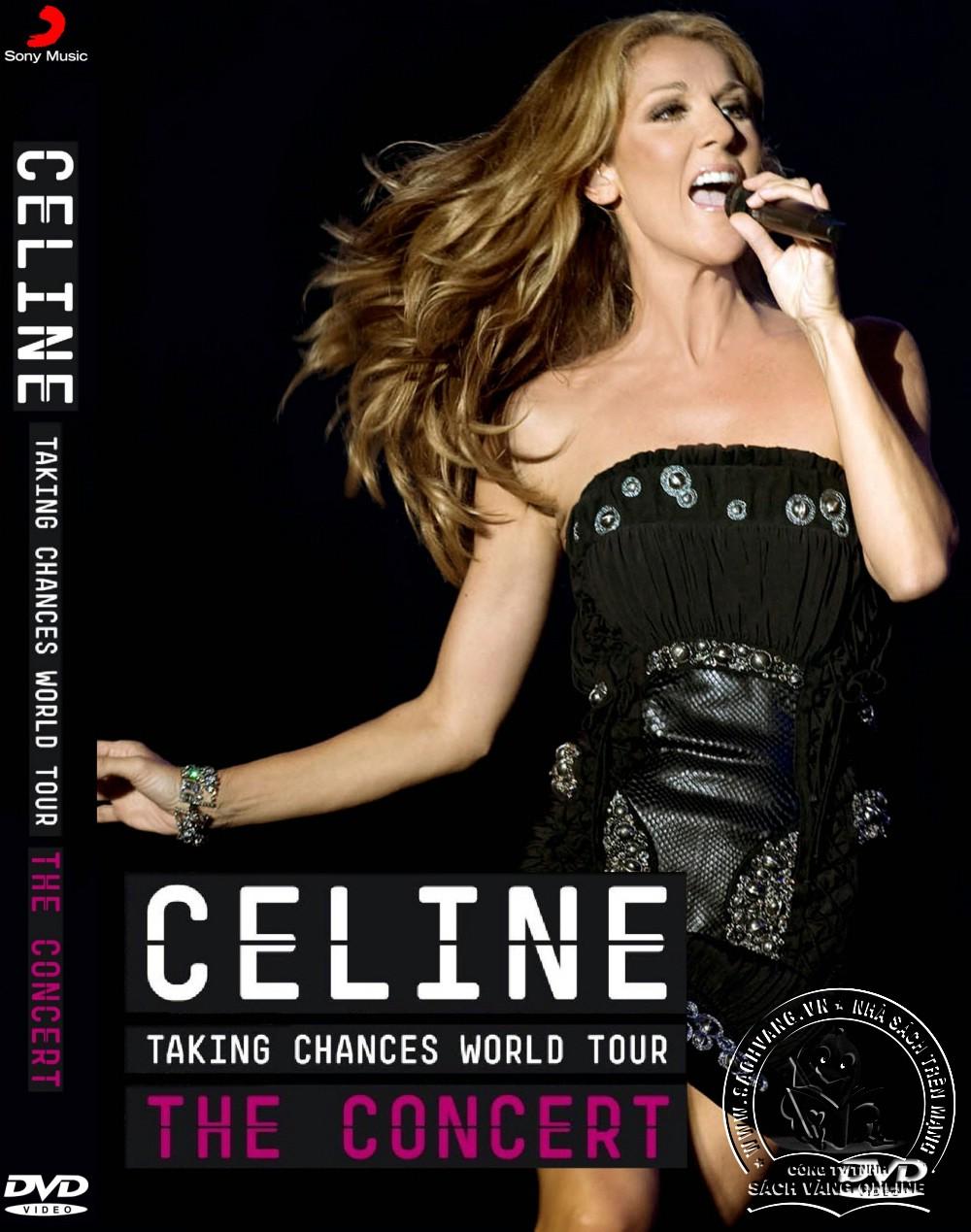 Celine Dion Taking Chances World Tour The Concert  Download