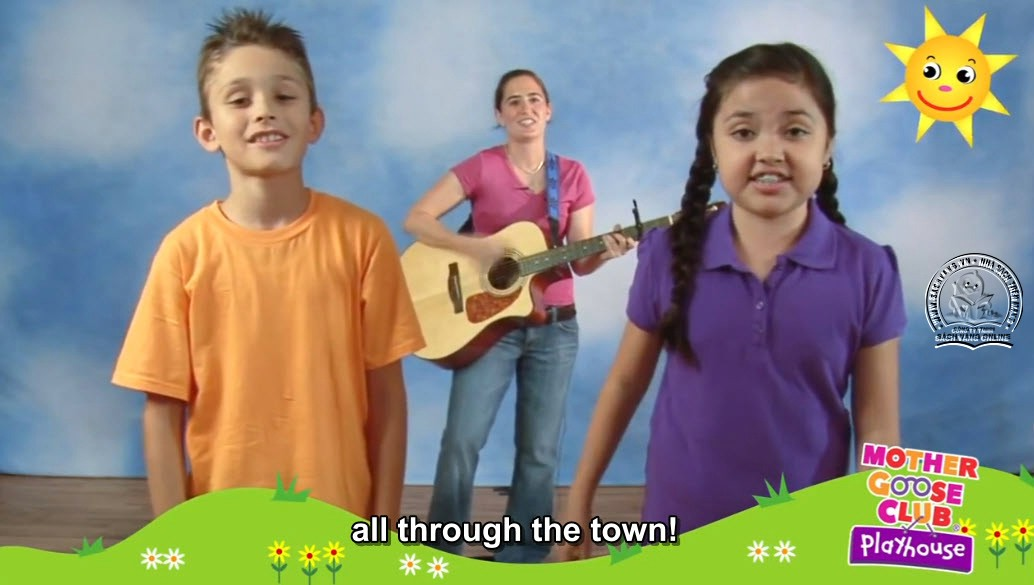 Rhyme With Us By Mother Goose Club Playhouse pic 02