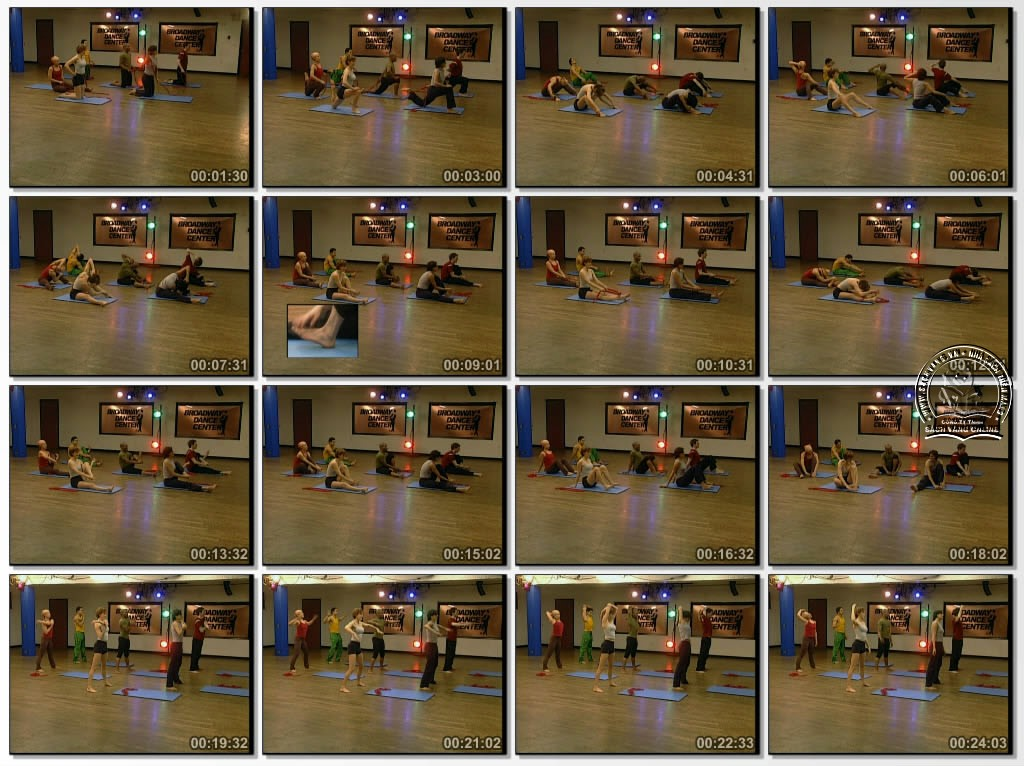 Broadway Dance Center - Active Isolated Flexibility and Stretching For Dancers - Kỹ Thuật Căng Cơ Cho Vũ Công screenshot 4