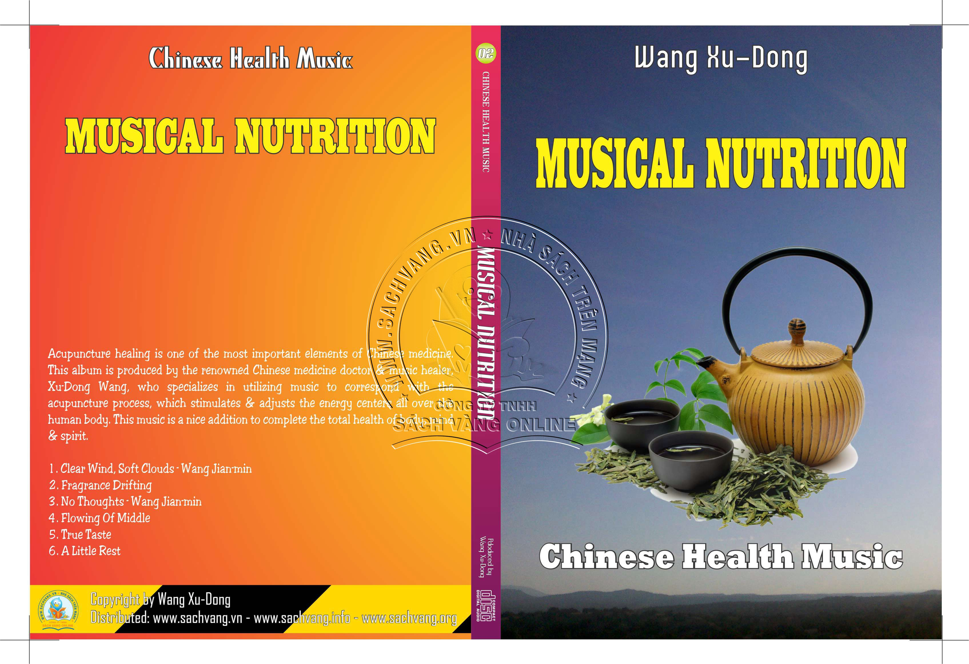 Chinese Health Music - 02 - Musical Nutrition