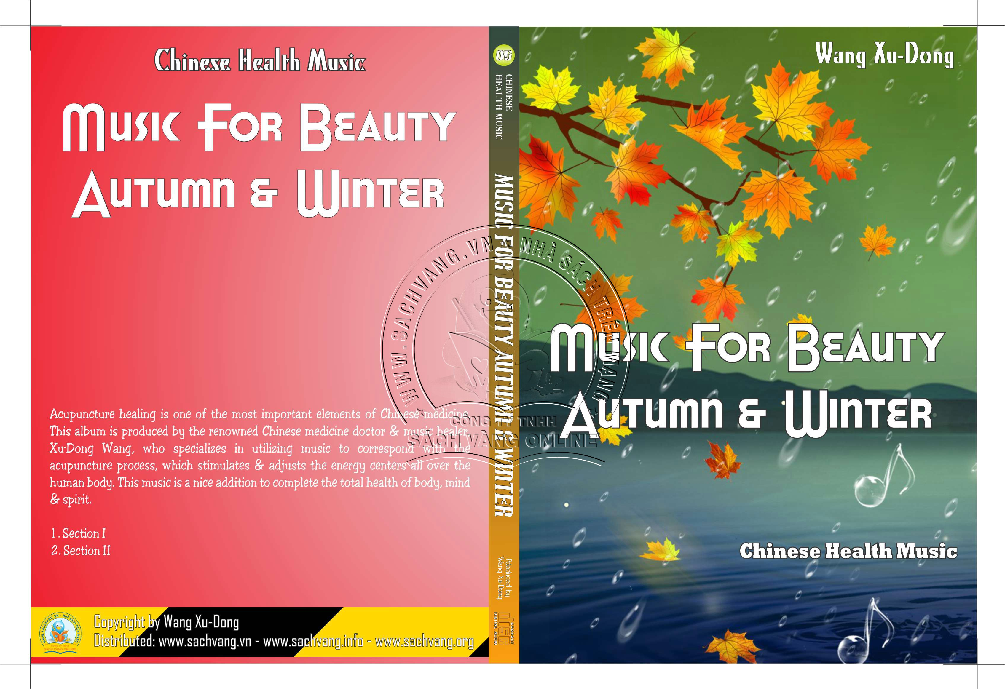 Chinese Health Music - 05 - Music for Beauty Autumn and Winter