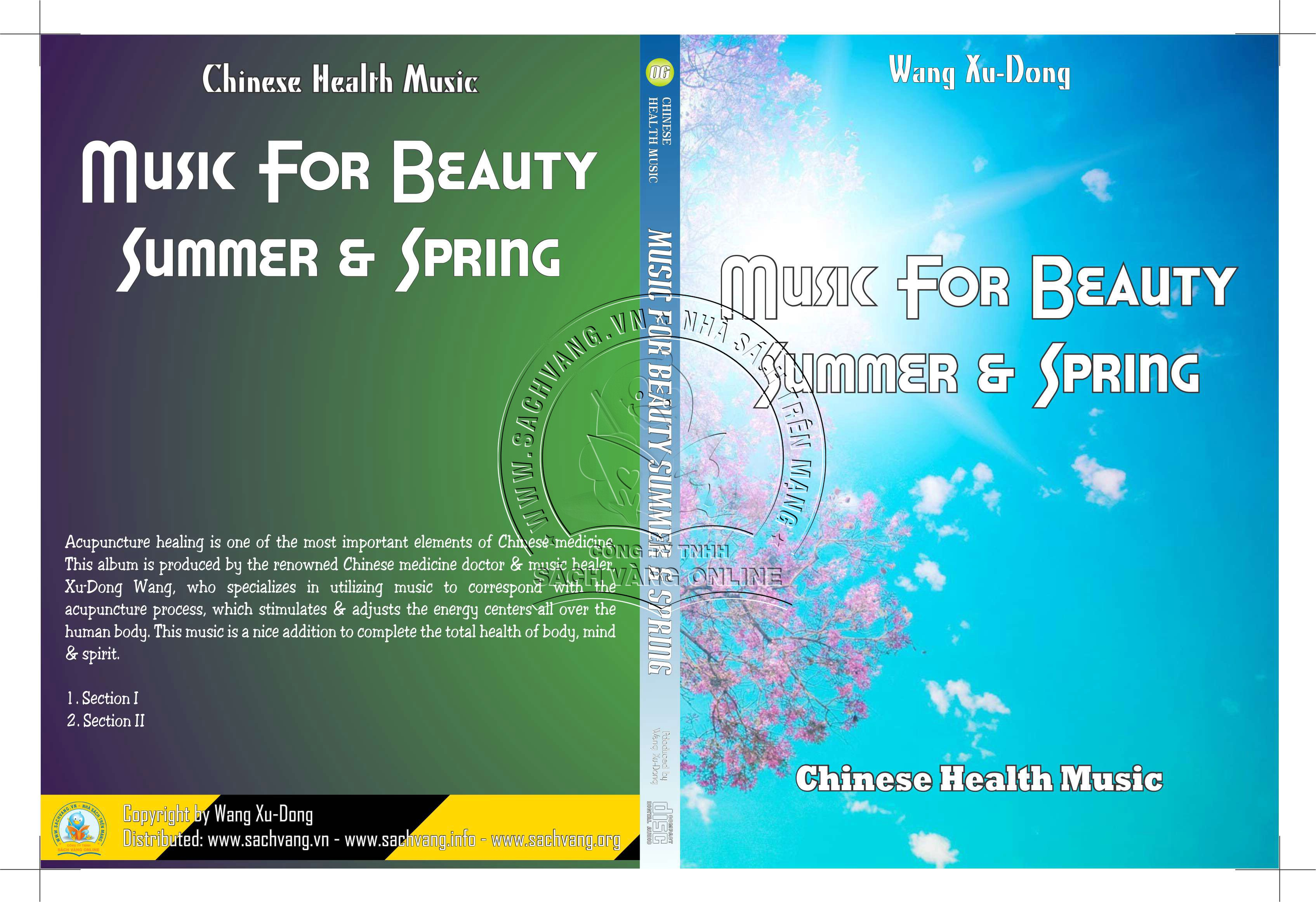 Chinese Health Music - 06 - Music for Beauty Summer and Spring