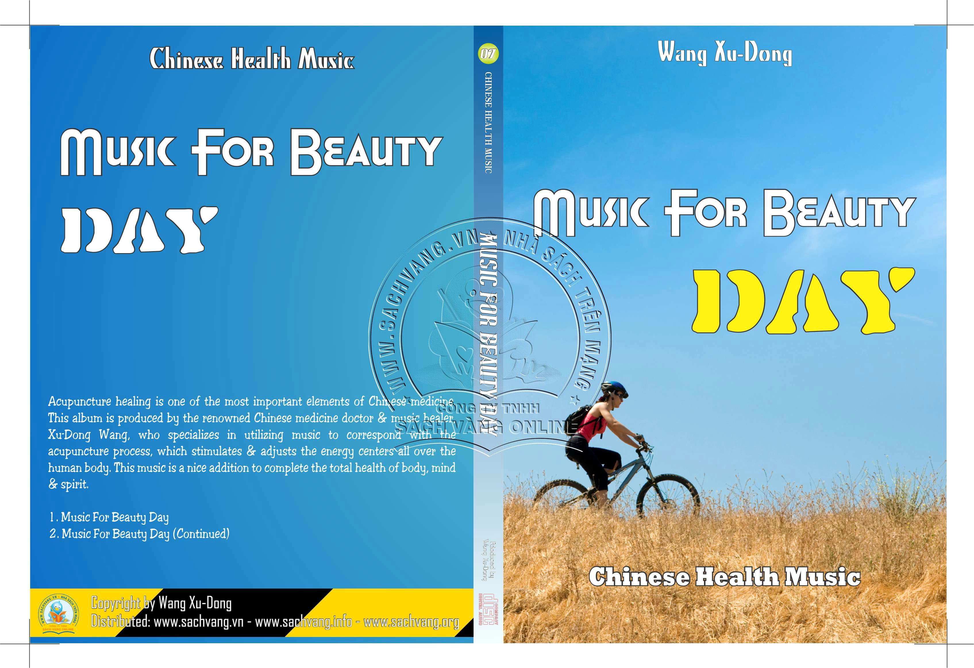 Chinese Health Music - 07 - Music for Beauty Day