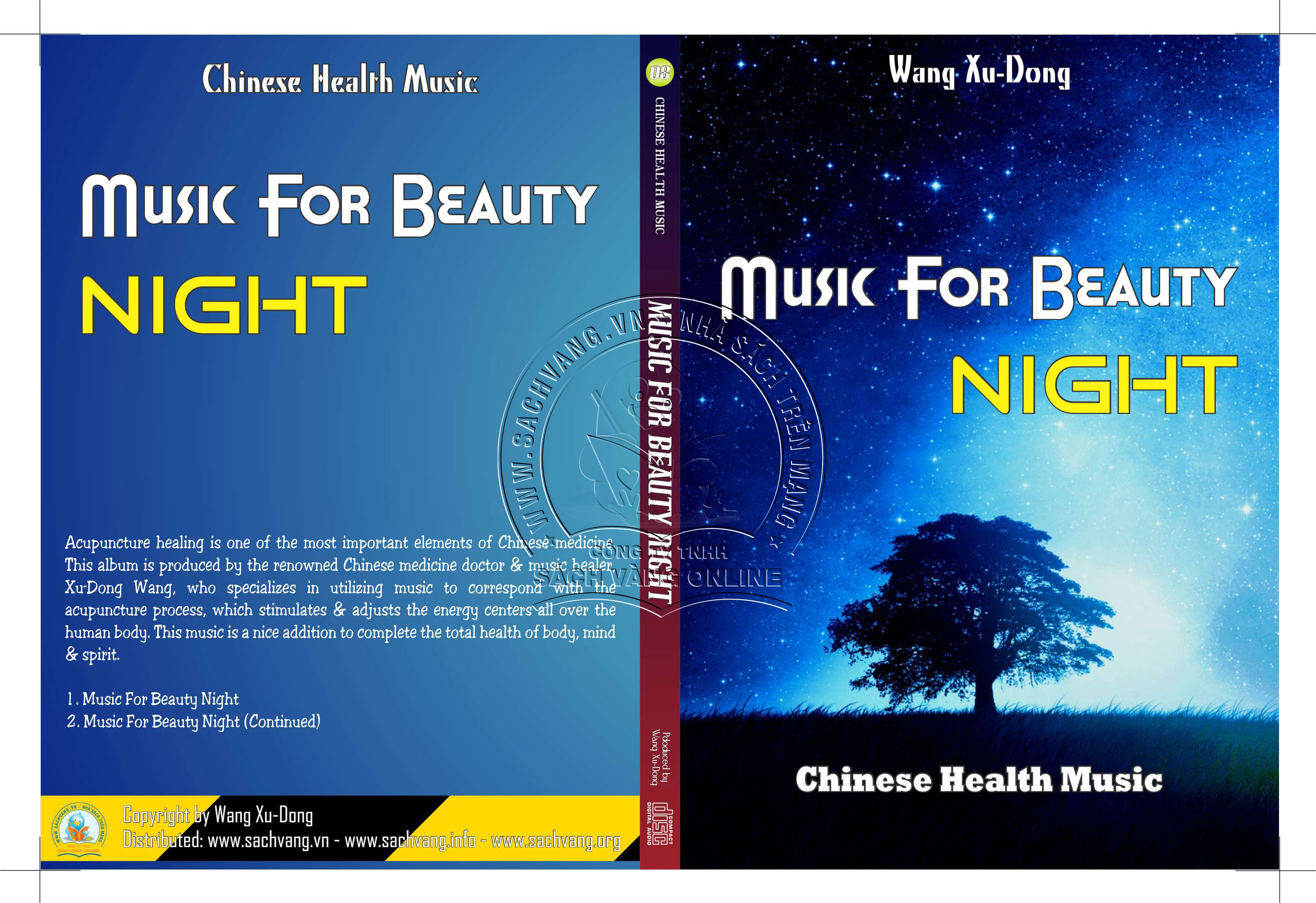 Chinese Health Music - 08 - Music for Beauty Night