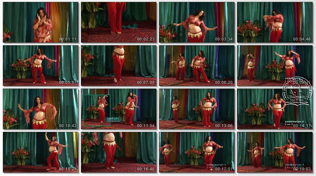 Prenatal Belly Dance With Naia - Bellydance Trong Giai Đoạn Thai Kỳ pic 1