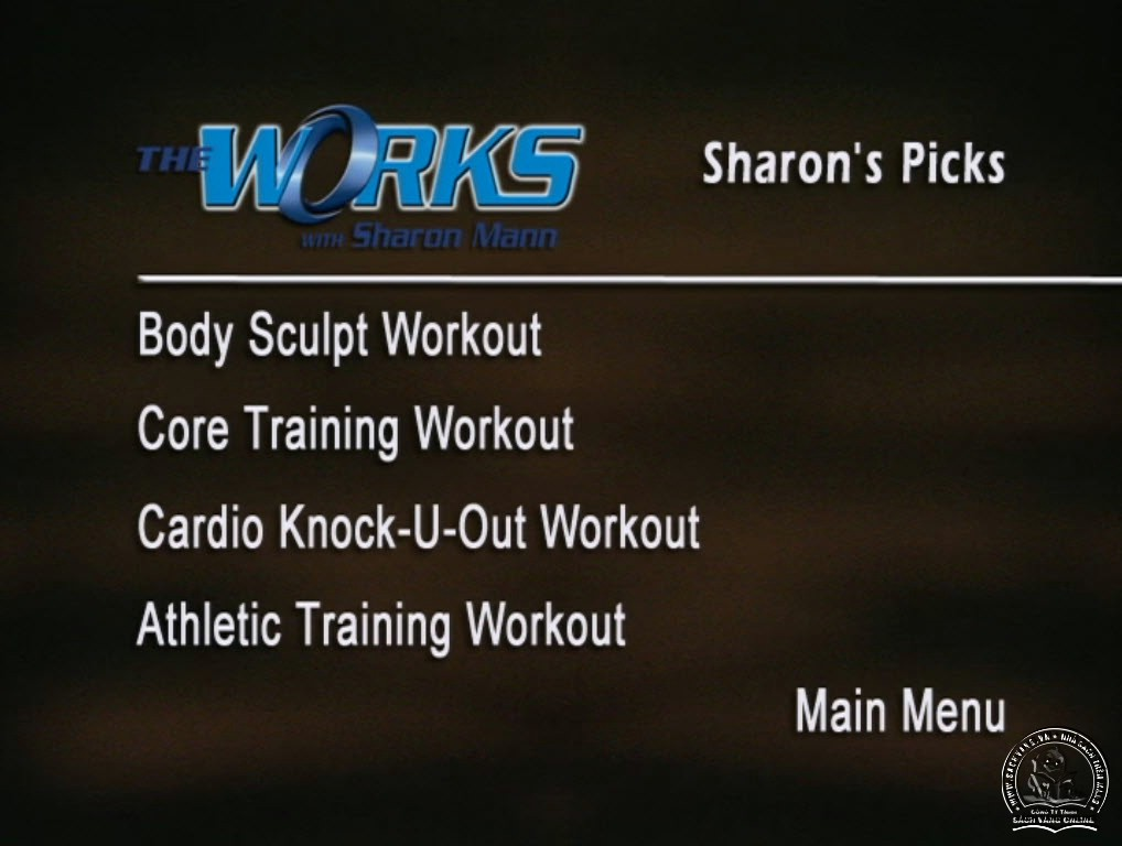 THE WORKS with Sharon Mann - Body Sculpting 1