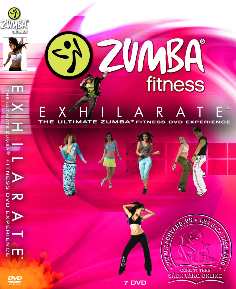 Zumba Fitness Exhilarate Dvd Zumba Fitness Exhilarate The