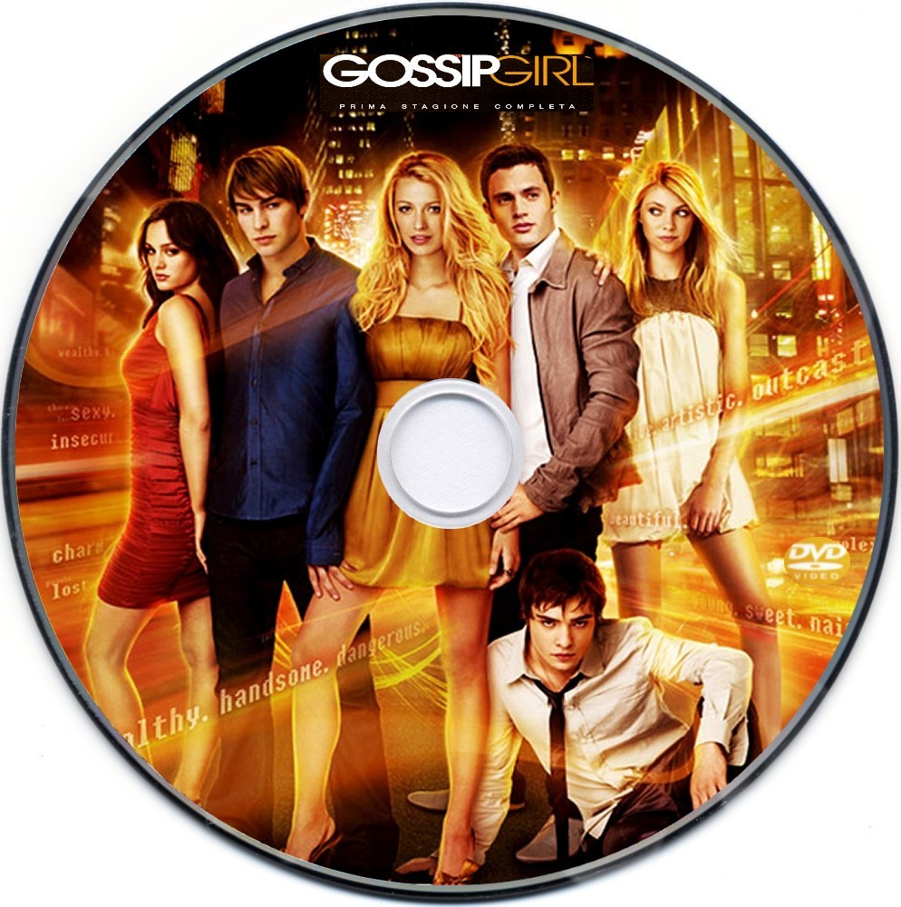 Gossip Girl Season DVD Lebel Demo
