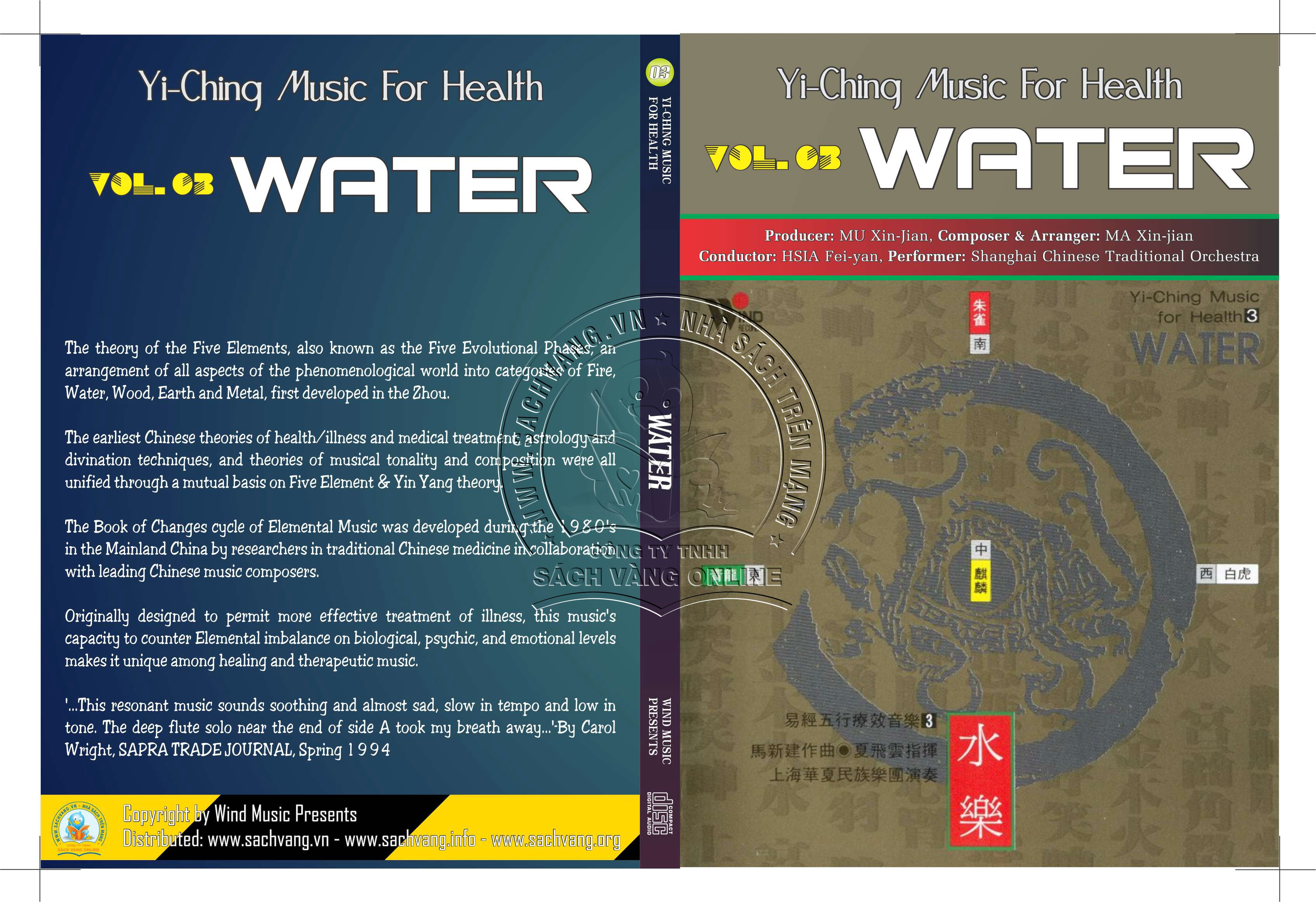 03-Yi-Ching Music For Health - Water