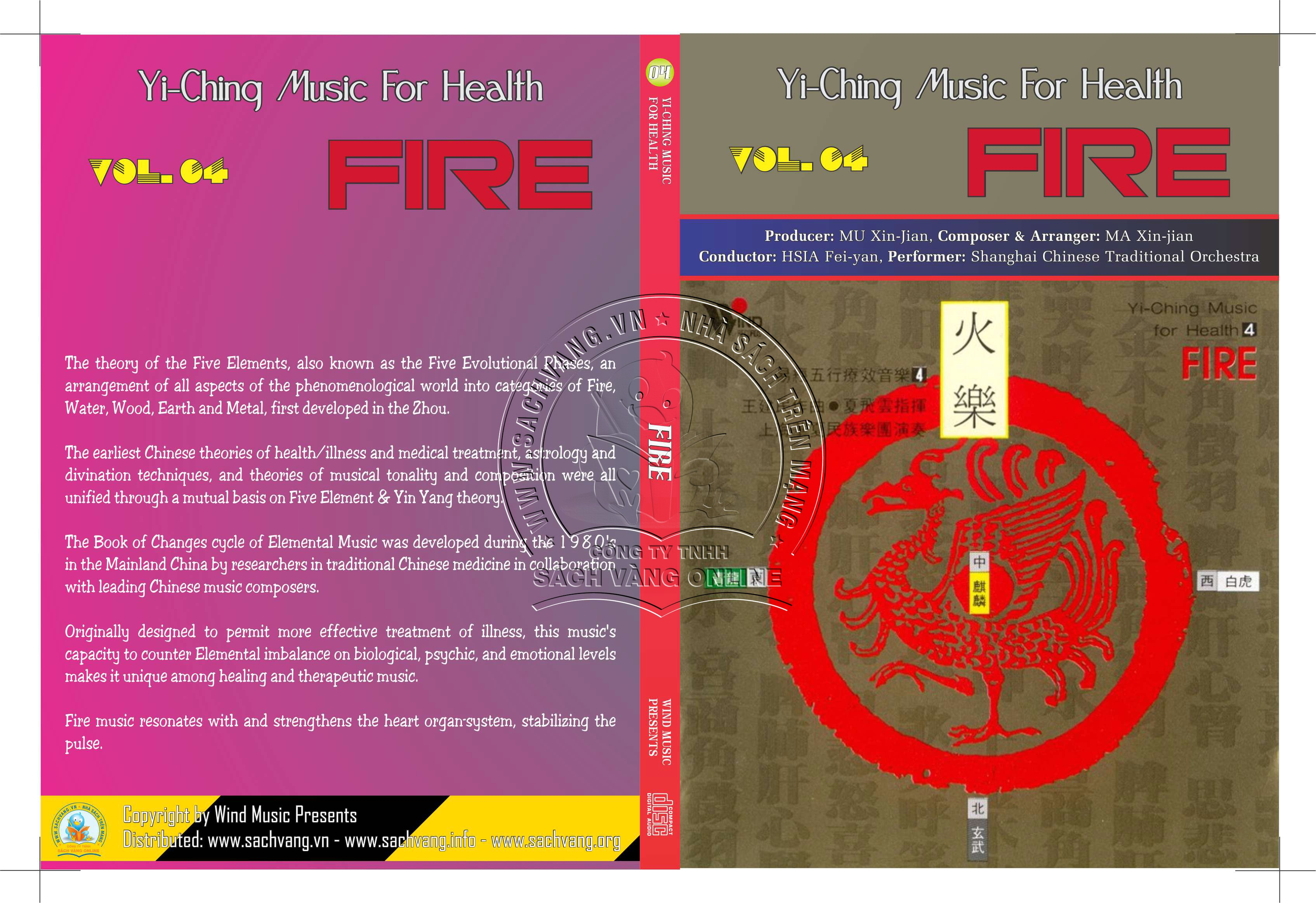 04-Yi-Ching Music For Health - Fire