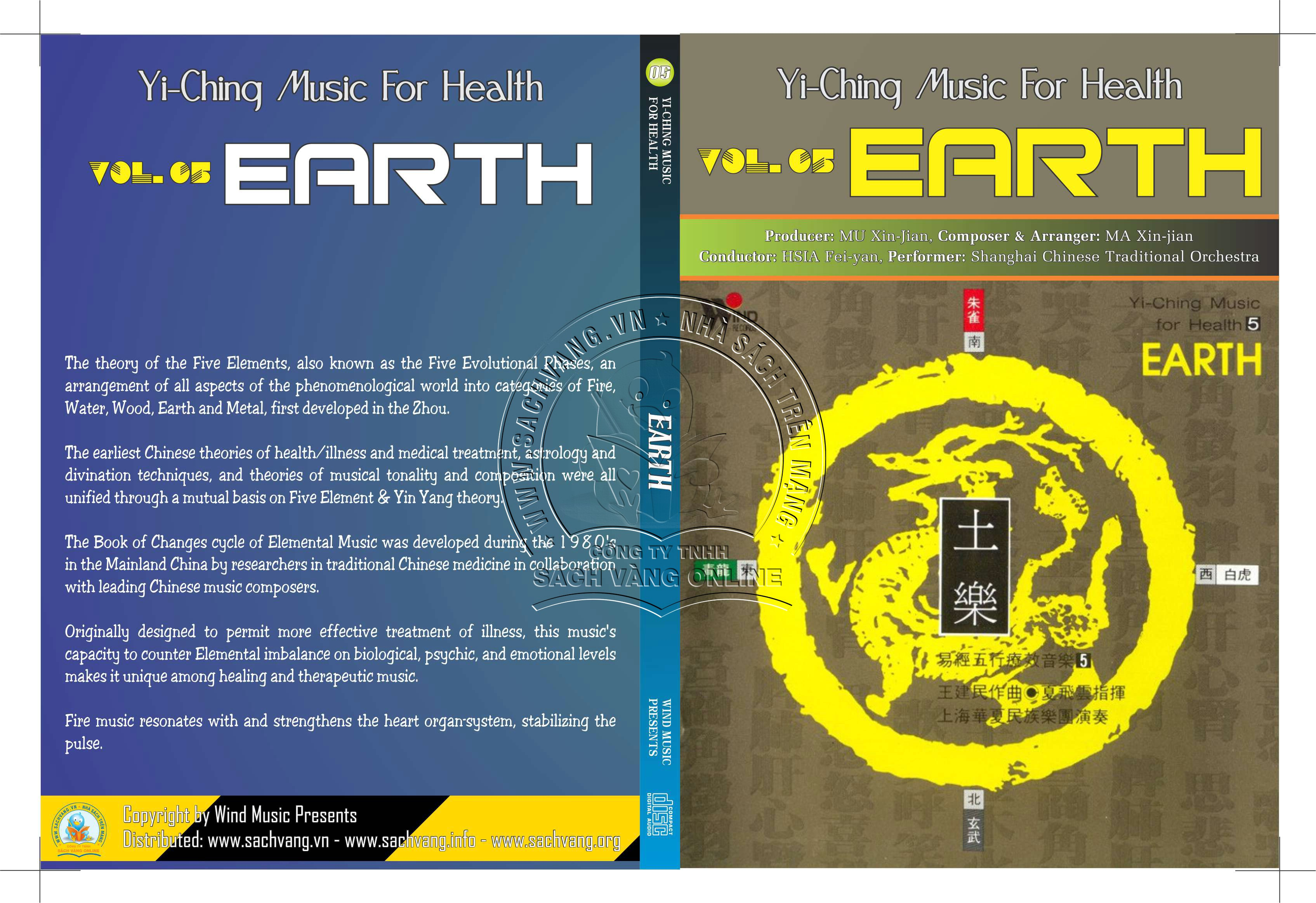 05-Yi-Ching Music For Health - Earth