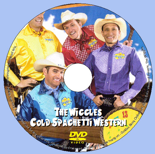The Wiggles - Cold Spaghetti Western lebel