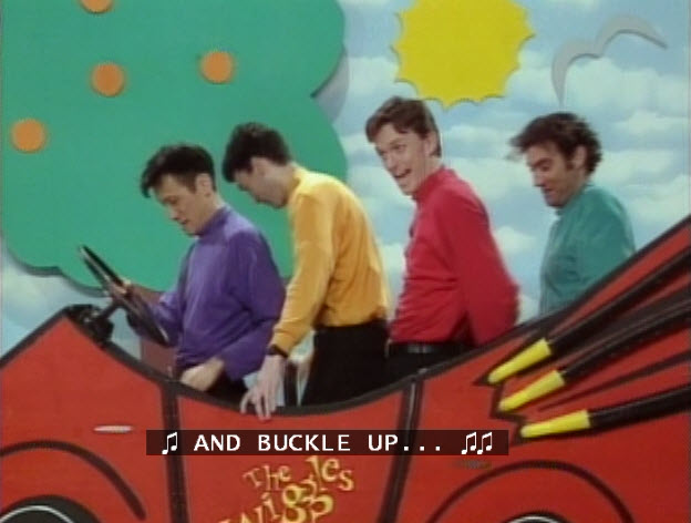 The Wiggles - Dance Party 1