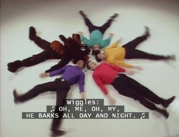 The Wiggles - Dance Party 2