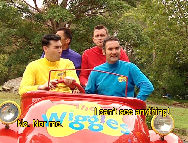 The Wiggles - Whoo Hoo Wiggly Gremlins 2