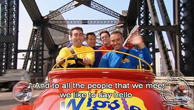 The Wiggles - Wiggle Around the Clock 1