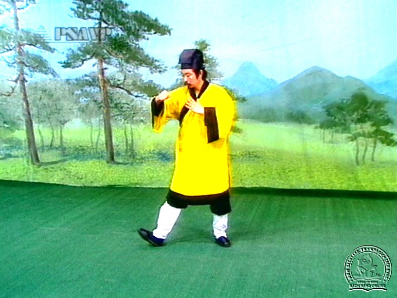 The Wudang Cream Taijiquan - 2