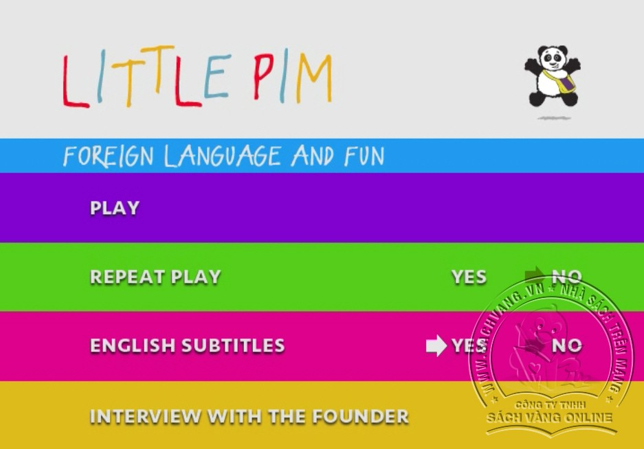 Learn Chinese With Little Pim - 1