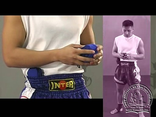 The Entire Muay Thai System With Melchor Menor - Luyện Muay Thai Toàn Tập - pic 01