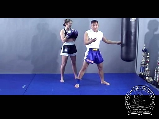 The Entire Muay Thai System With Melchor Menor - Luyện Muay Thai Toàn Tập - pic 02