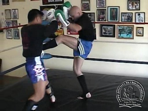 The Entire Muay Thai System With Melchor Menor - Luyện Muay Thai Toàn Tập - pic 06