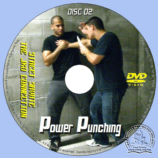 Street Savate - The Jeet Kune Do Connection with Daniel Duby lebel 02