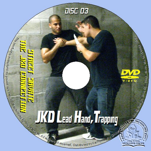 Street Savate - The Jeet Kune Do Connection with Daniel Duby lebel 03