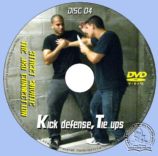 Street Savate - The Jeet Kune Do Connection with Daniel Duby lebel 04