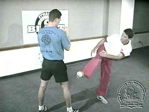 Street Savate - The Jeet Kune Do Connection with Daniel Duby Pic 02