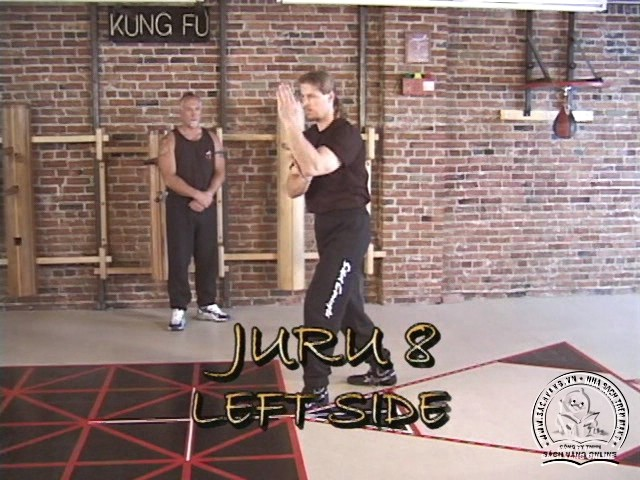 Advanced Silat Concepts with Joseph Simonet and Addy Hernandez - Luyện Silat Trình Độ Nâng Cao - Picture 05
